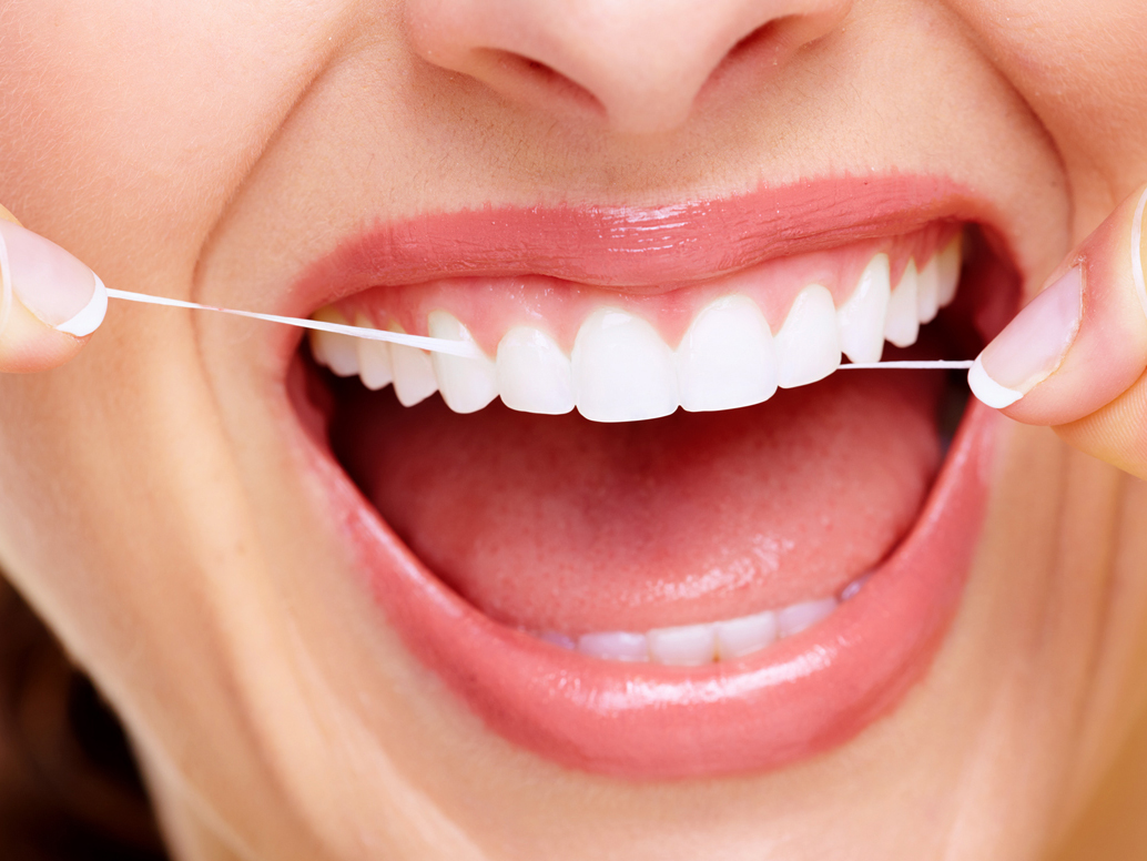 гигиена зубов